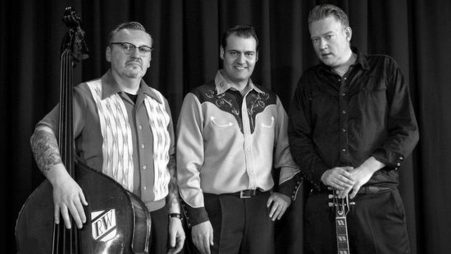 Texarkana Trio - Live Rockabilly