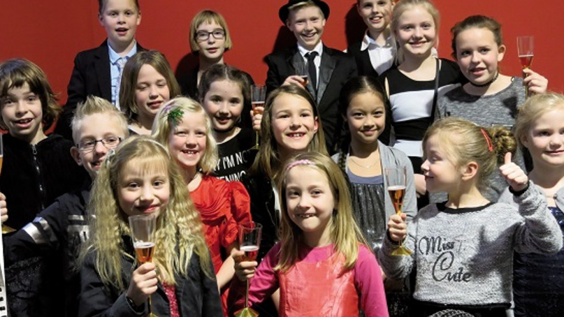 Kinderkoor Sunshine - Sunshine goes to Hollywood (avond)