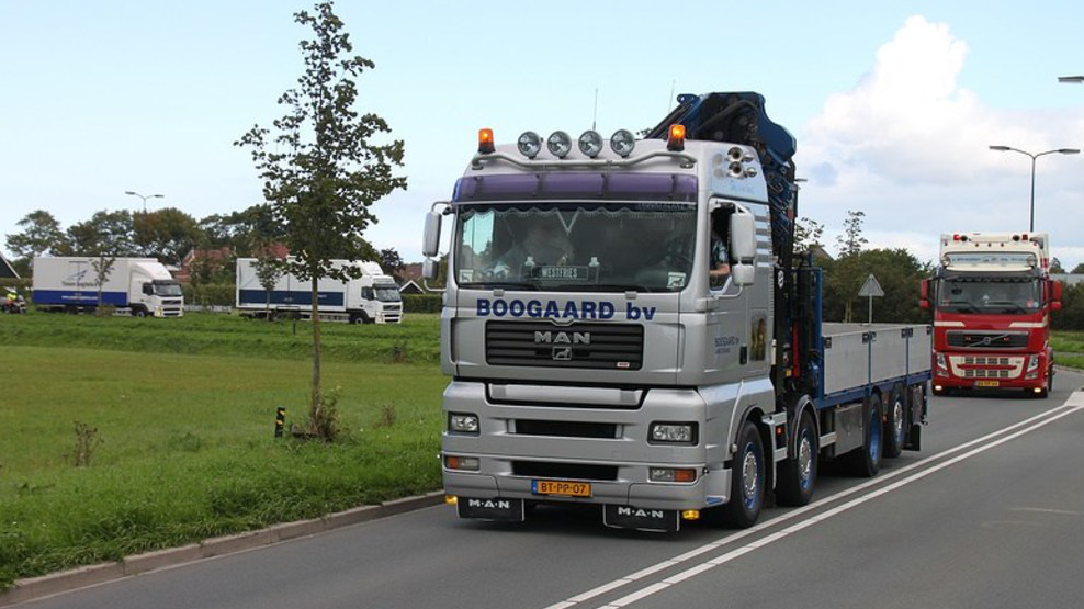 TruckRun West-Friesland