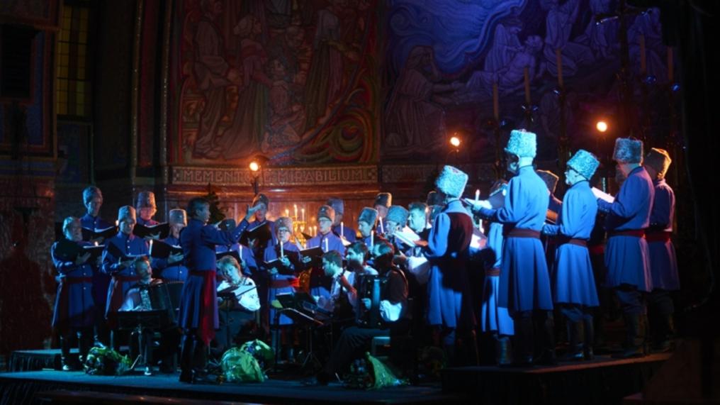 Russisch-orthodoxe liturgie en folklore