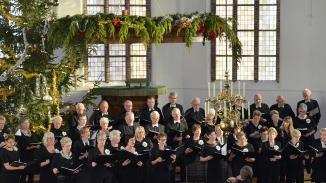 Kerstconcert Zingenderwijs