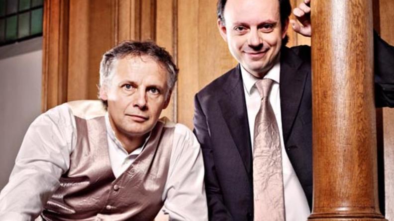 Pieter Wispelwey & Paolo Giacometti - Concertstichting Johan Messchaert