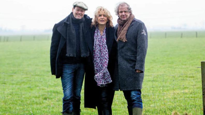 Leoni Jansen, Carel Kraayenhof en Jeroen van Veen - Brakland