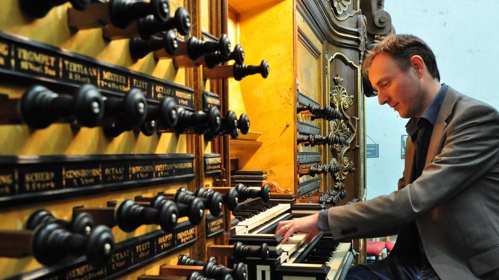 Orgelconcert Gerwin van der Plaats