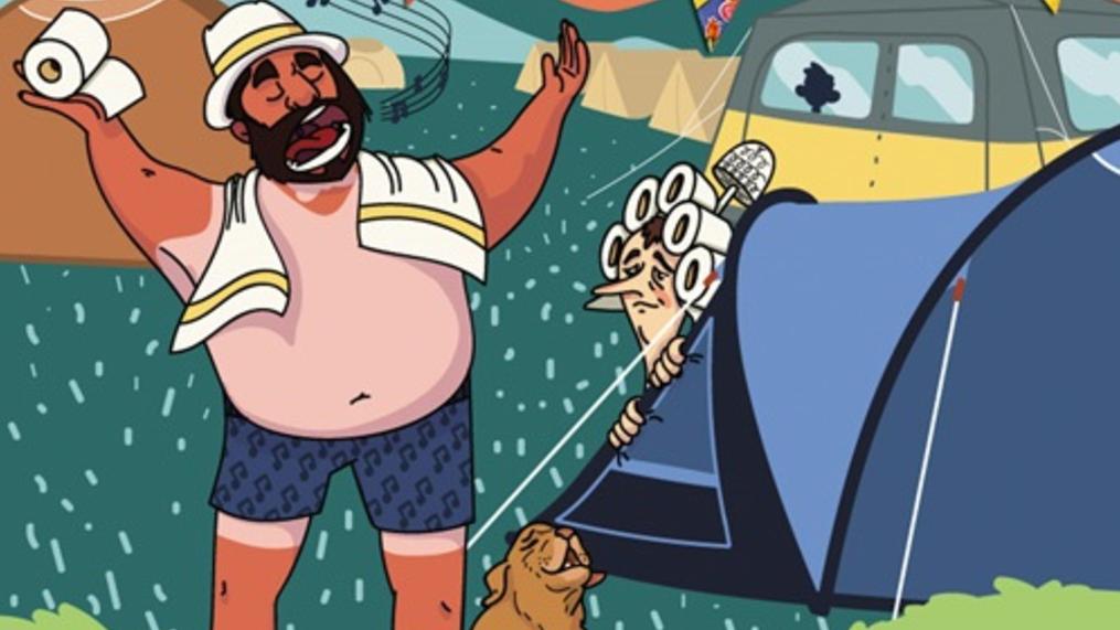 Mark van Vliet - Camping Pavarotti
