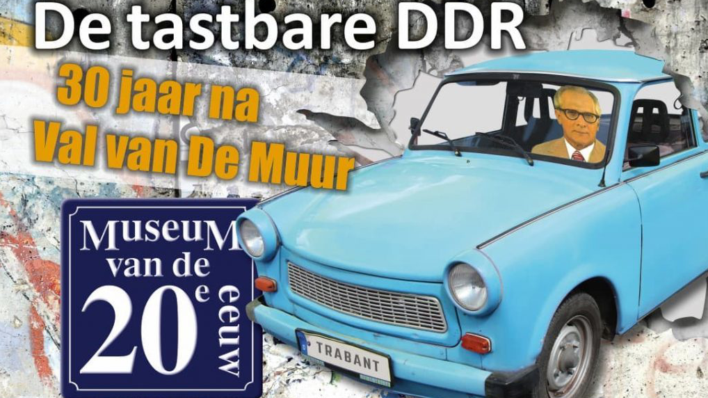 De tastbare DDR
