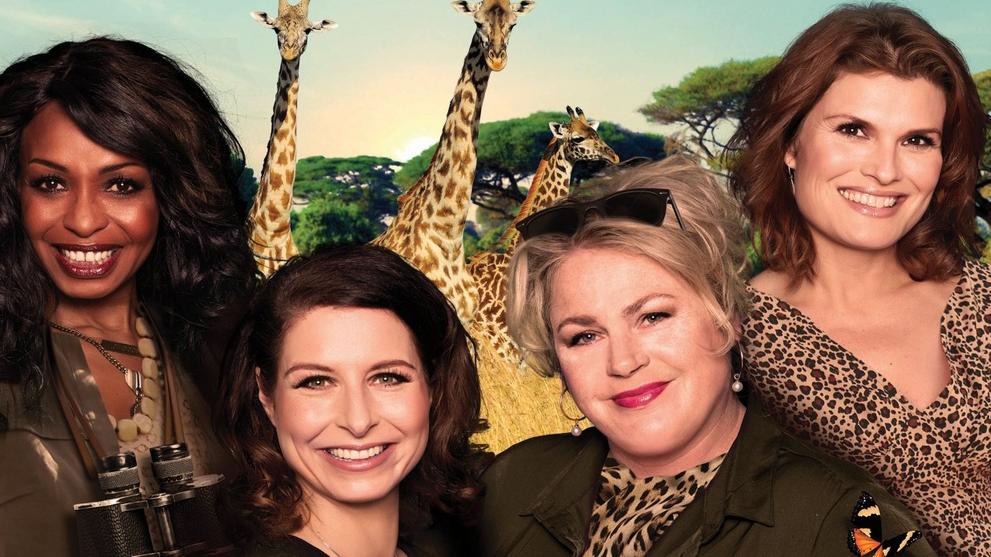 Opvliegers 5 - Op Safari!