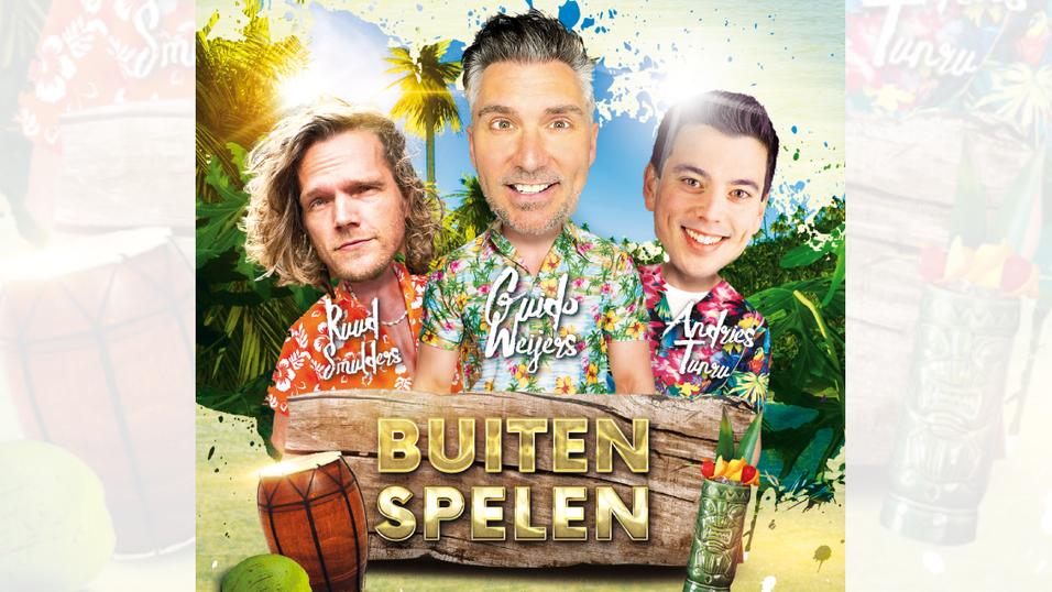 Guido Weijers - BUITEN SPELEN (zonder jas)