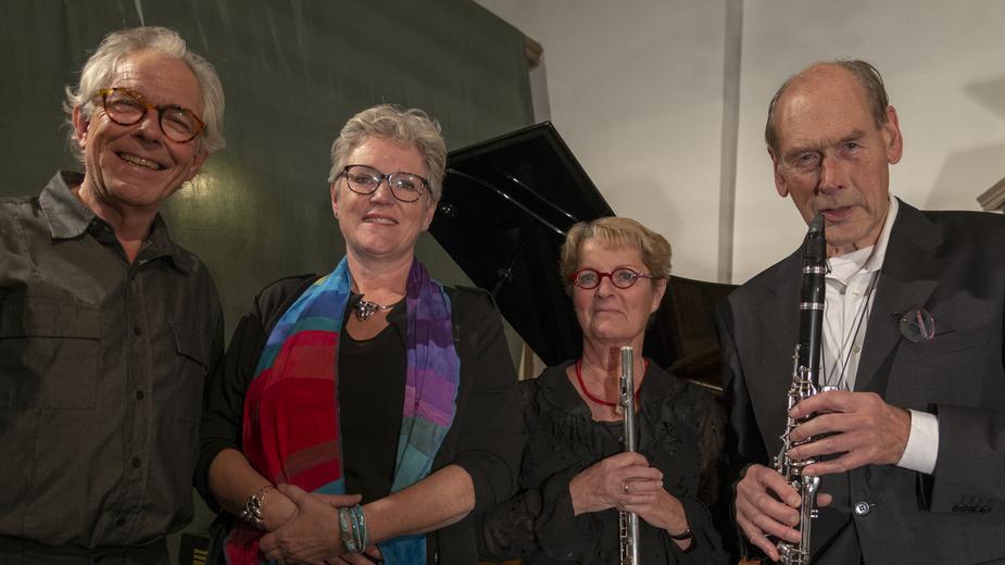 Najaar-concert Trio Tarantella