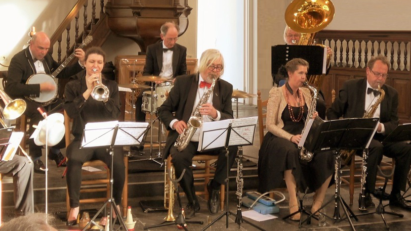 17 oktober: Andors Jazzband in Sgt.Pepper's Jazz-Club